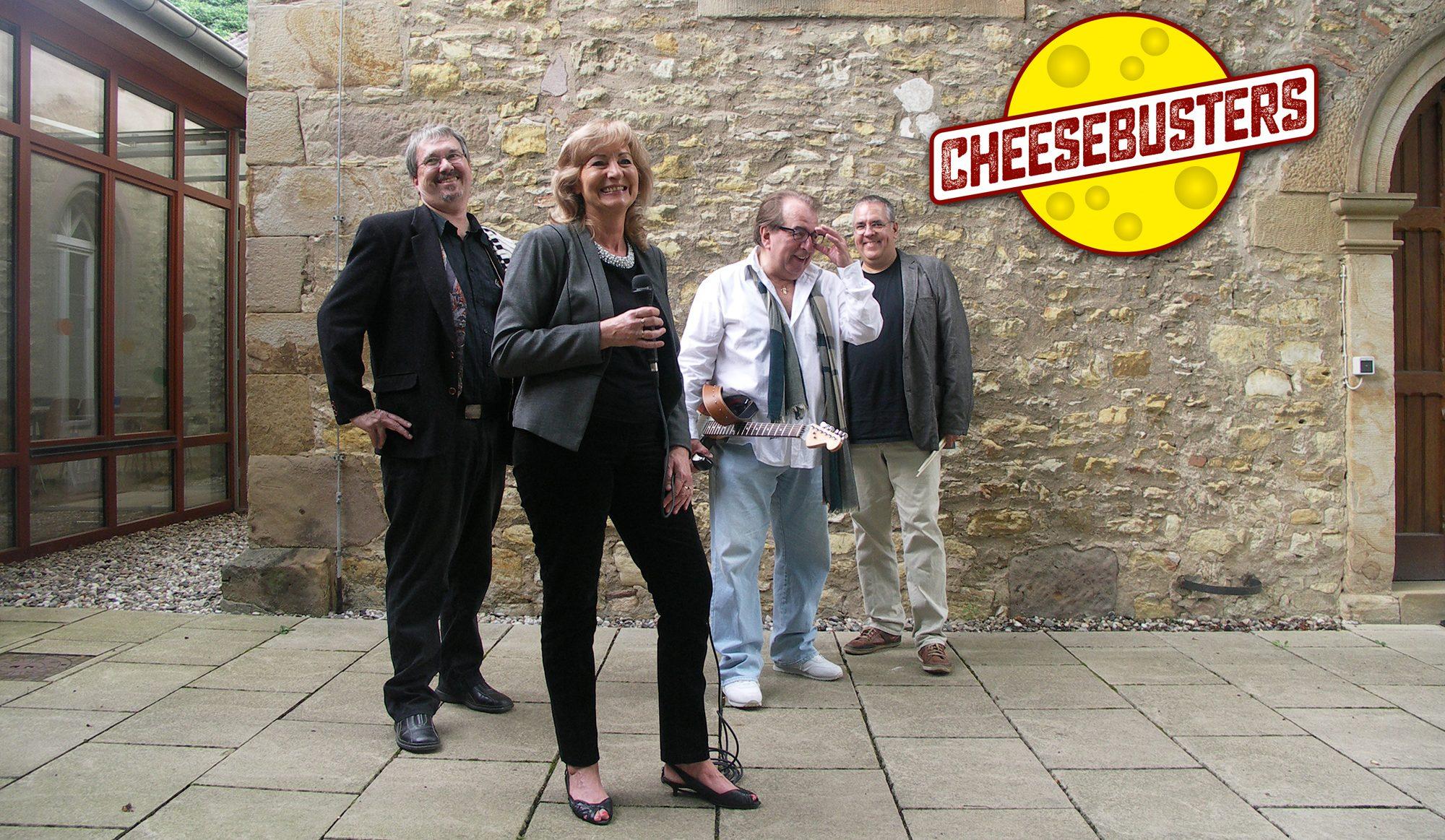 Cheesebusters